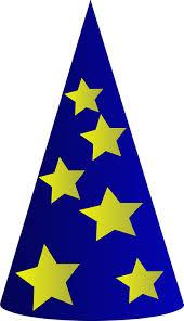 wizard birthday hat free vector graphic on pixabay