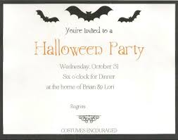 halloween invitation pictures just nesting halloween invitations