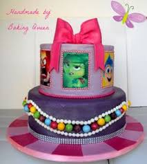 inside out cakes inside out cake s birthday inside
