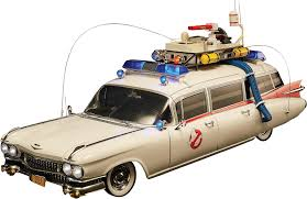 scarface cadillac ghostbusters 1984 ecto 1 1 6th scale vehicle replica by blitzway
