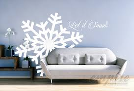 il fullxfull 873171499 qd8n jpg large snowflake decals giant snowflakes holiday decals let it snow decal frozen