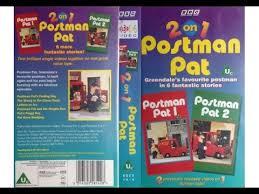 start postman pat 2 1 vhs 1996