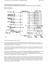 sistema electronico 140h trans transmission mechanics switch