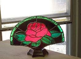 stained glass supplies l bases 59 best stained glass fan lamps images on pinterest stained glass