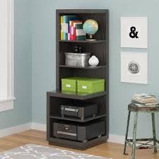 ameriwood home fremont audio stand bookcase espresso walmart com