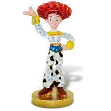 toy story jeweled figurine arribas jessie shopdisney
