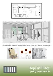 Age In Place House Plans Design U2014 Justine Marie Studios