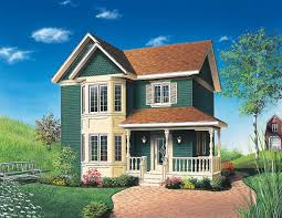 small victorian house plans plan 21005dr compact victorian cottage victorian cottage