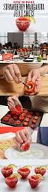 strawberry margarita how to make strawberry margarita jello shots