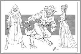 jedi sketches star wars artists guild