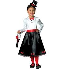girls victorian nanny costume childs mary fancy dress kids book