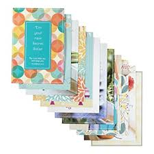 secret inspirational boxed cards