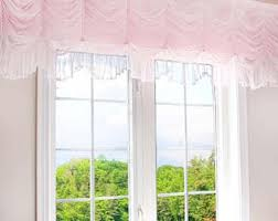Shabby Chic Valance by Tulle Valance Etsy
