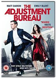 amazon bureau the adjustment bureau dvd 2011 amazon co uk matt damon emily