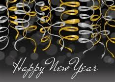 new years streamers new year s greeting cards for businesses by brookhollow