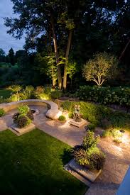 Outdoor Walkway Lighting Ideas by Lighting U0026 Lamps Solar Lights By Hadco Lighting For Chic