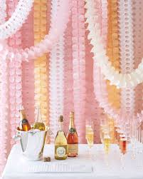 tissue paper decorations easy to make paper decorations for your wedding martha stewart