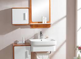 bathroom cabinet natural wood childcarepartnerships org