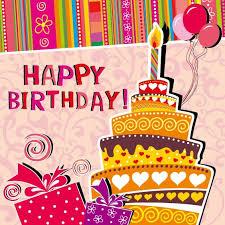 Birthday Card Ai Birthday Card Vector Free Vector In Adobe Illustrator Ai Ai