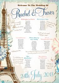 wedding plans and ideas vintage chic theme wedding table plan cards table