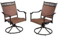 Sling Outdoor Chairs Swivel Rocker Patio Chairs Ebay
