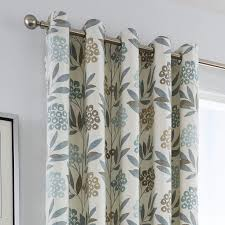 Floral Lined Curtains Best 25 Teal Eyelet Curtains Ideas On Pinterest Teal Lined