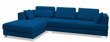 canape angle bleu canapé design angle gauche tissu bleu marine lonval