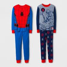 spider boys pajama set navy target