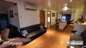 margaylea houseboat all seasons houseboats mildura youtube