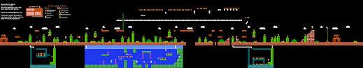 Super Mario World Level Maps by Mario Brothers World 6 2 Nintendo Nes Map