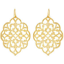 filigree earrings jewelry polyvore