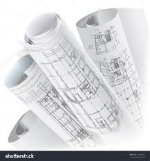 free architectural plans architectural background part of project plan technical drawing