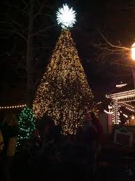 free christmas lights branson mo 250 000 lights on the tree picture of silver dollar city branson