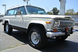 jeep cherokee chief blue 1976 jeep cherokee chief s super chief 2 owner low mile wide track