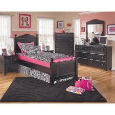 Signature Design By Ashley Jordan Piece Twin Bedroom Set - Jordans furniture bedroom sets