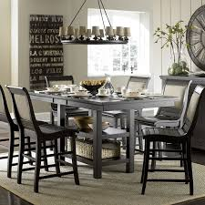 lark manor castagnier counter height dining table u0026 reviews wayfair