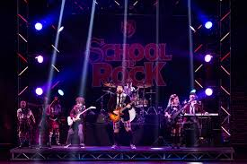 review of andrew lloyd webber u0027s of rock at wintergarden