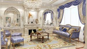 Bespoke Villa Interior Design In Dubai By Luxury Antonovich Design - Interior design classic style