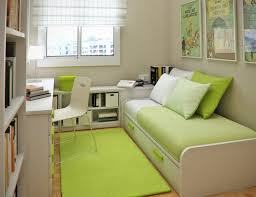 Decorating Extremely Small Bedroom Very Small Bedroom Design Ideas Brown Wooden Bed Frame White