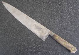kitchen knives sabatier vintage sabatier refurb