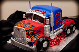 optimus prime cakes awesome optimus prime birthday cake birthday cakes