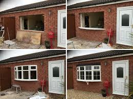 bow window installation decra doors doncaster bowwindowinstallation