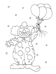 bear with balloons coloring page alltoys for