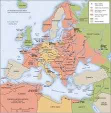 Map Of Europe Ww2 by America And World War Ii