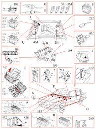 volvo 740 1989 bosch lh jetronic 2 4 fuel injection b234f b204e