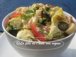 cuisiner coeur d artichaut la fille de l anse aux coques salade de thon aux cœurs d artichauts