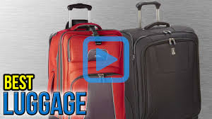 Texas best travel luggage images Top 10 luggage of 2017 video review