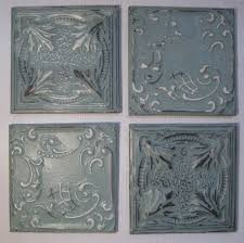 Ceiling Tile Painting Ideas by 27 Best Painting Ideas Images On Pinterest Tin Tiles Tin