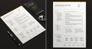 Resume Word Document Template 20 Professional Ms Word Resume Templates With Simple Designs