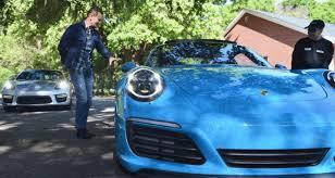 2017 porsche 911 carrera s first drive in miami blue videos